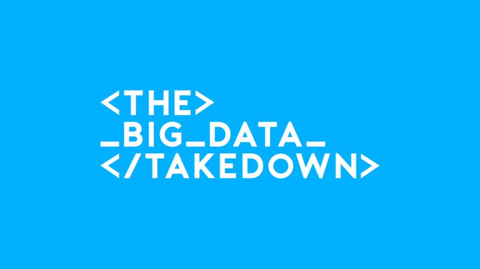 bigdatatakedown
